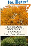 Les grands th�or�mes de l'analyse