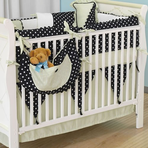 Jordan Crib Bedding - Four Piece Set