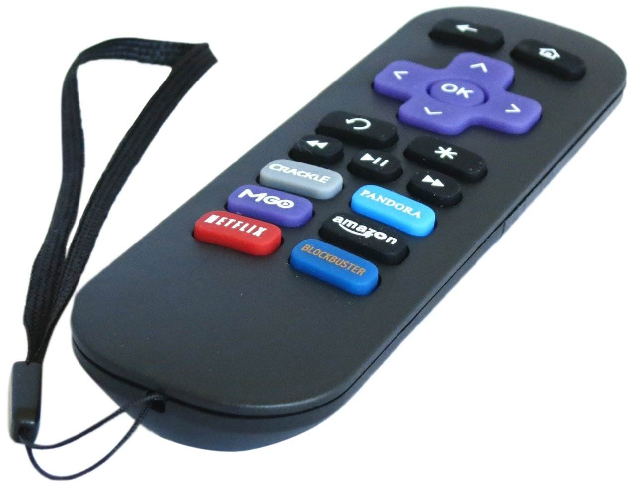 how to play music from iphone to roku tv