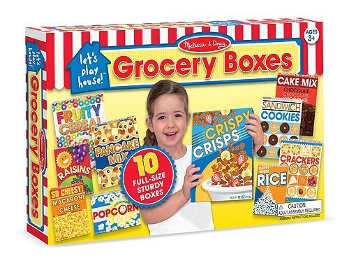 Let's Play House - Grocery Boxes - 1