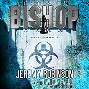 Callsign: Bishop, Book 1 Audiobook