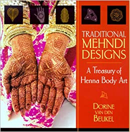 The Art of Mehndi - Mehndi Books - rupalpinto.com