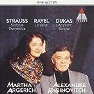 Dukas/Strauss/Ravel:Piano Duet