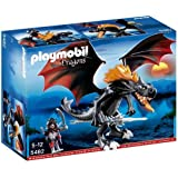 PLAYMOBIL Giant Dragon Battle With LED Fire