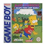 Simpsons: Escape from Camp Deadly - G...