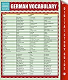 German Vocabulary (Speedy Study Guides)