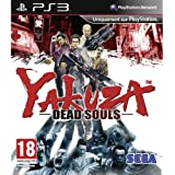 Yakuza : dead souls Limited Edition