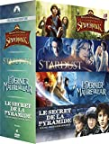 Paramount Collection Aventure: Les chroniques de Spiderwick + Stardust + Le dernier Maître de l'air + Le secret de la pyramide