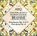 Brahms:Quatuors � Cordes Op.51 & 67&Q...