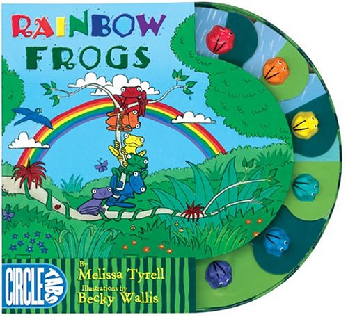 Rainbow Frogs (Circle Tabs) front-463550