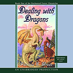 Dealing with Dragons Hörbuch