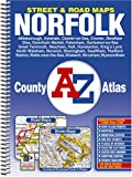 Norfolk County Atlas (A-Z Street Atlas)