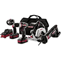 4-Piece Craftsman C3 11404X 19.2-Volt Lithium Combo Kit + $11.67 Sears Credit