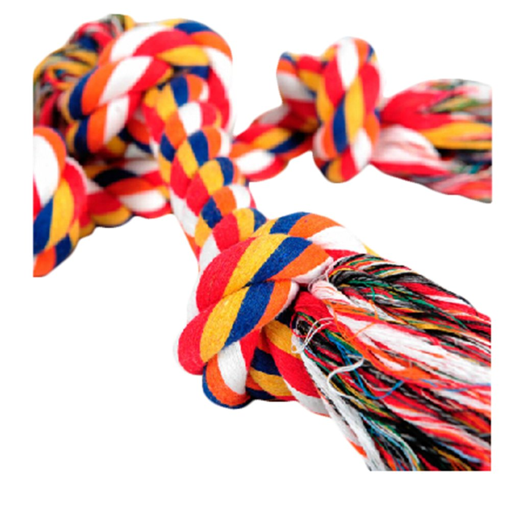 Pet Large Dogs Cotton knots Cleaning Teeth Rope Toys new electronic wristband patrol dogs kids paw toys patrulla canina toys puppy patrol dogs projection plastic wrist watch toys