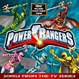 echange, troc Compilation, Wasserman Ron - Power Rangers : Songs From The Tv Series