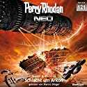 Schlacht um Arkon (Perry Rhodan NEO 121) Audiobook by Michael H. Buchholz Narrated by Hanno Dinger