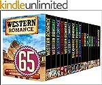 WESTERN: 65 BOOK MEGA BUNDLE - The Be...