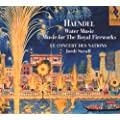 Haendel : Water music / Music for the Royal Fireworks