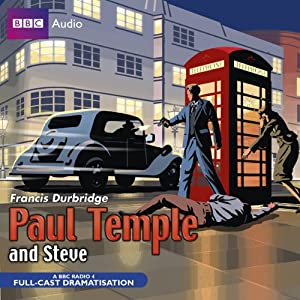Paul Temple and Steve Radio/TV Program