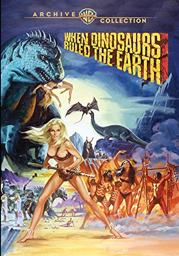DVD : When Dinosaurs Ruled The Earth