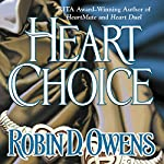 Heart Choice: Celta, Book 4 (       UNABRIDGED) by Robin D. Owens Narrated by Noah Michael Levine