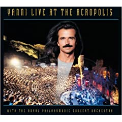 Yanni   Live At The Acropolis | músicas