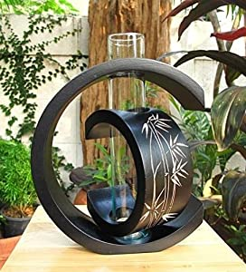 Amazon.com - (Made to Order) Handmade C Shape Modern Art Mango ...