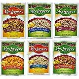 Mrs Leeper's Pasta Dinner Variety 6 Pack