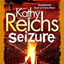 Seizure Audiobook by Kathy Reichs Narrated by Cristin Milioti