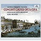 Handel: Concerti Grossi opp. 3 & 6 (4 CDs)