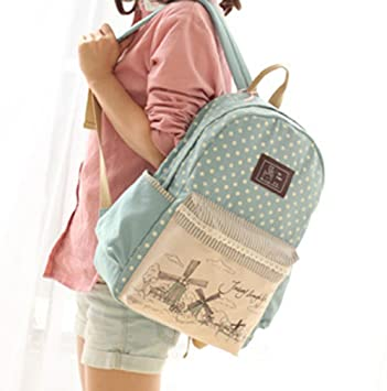 Shoulder Bag Or Backpack For School 95