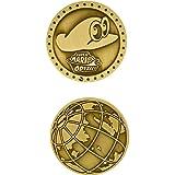 Best Buy Exclusive Nintendo Super Mario Odyssey Cappy Collectible Coin (Color: Gold)