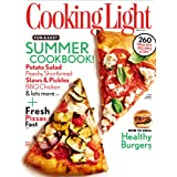 Cooking Light magazine cover