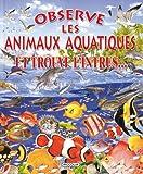 echange, troc Francisco Arredondo - Observe les animaux aquatiques : Et trouve l'intrus...
