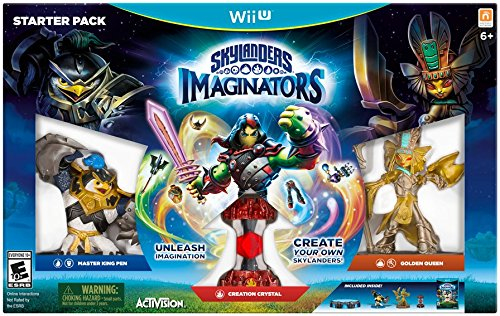 Skylanders Imaginators - Wii U (Skylanders Dark Spyro Figure compare prices)