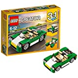 #8: Lego Green Cruiser, Multi Color