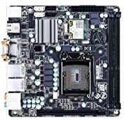 Amazon.com: Gigabyte LGA 1155 DDR3 1600 Intel Z77 HDMI SATA 6Gb/s USB 3.0 Mini ITX Motherboard GA-Z77N-WIFI: Computers & Accessories