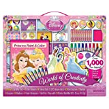 Disney Princess World of Creativity Art Kit Set