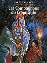 Les Compagnons du cr�puscule : Int�grale par Bourgeon
