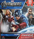 The Marvel Avengers 100 Piece Puzzle - C...