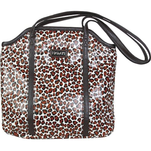 hadaki-anas-insulated-lunch-tote-cheeta-print-brown