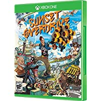 Microsoft Sunset Overdrive for Xbox One