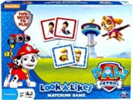 Paw Patrol Look Alikes Matching Game