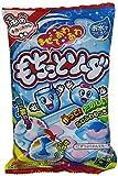 "Meiji Mochi Shaped Candy""mochitto Soda"