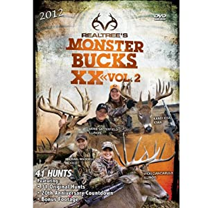 Realtree Monster Bucks 20 Vol. 2