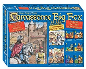 Buy Z Man Games - Z-man Games Carcassonne Big Box