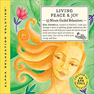 Living Peace & Joy Audiobook