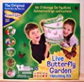 Butterfly Garden complete with prepaid voucher for 5 caterpillars (NO POSTAGE AND PACKING CHARGE)