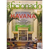 Cigar Aficionado (The Inside Guide Havana December 2011)