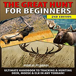 The Great Hunt for Beginners Audiobook